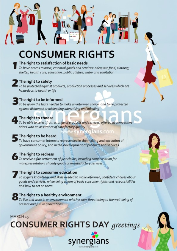 Consumer Rights Day 01